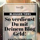 Geld verdienen als Blogger - So geht's! - Kreative Fotografie Tipps und Foto Hacks