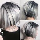 10 Easy Straight Bob Hairstyles with Beautiful Balayage - Bob Haircut 2021