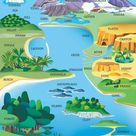 Beginner's guide to geographical features