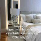 Inspiração  Sigam nosso Instagram  @joaobarbosa.interiores  ♡Gratidão!♡