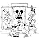 Don Rosa Draws Mickey Mouse