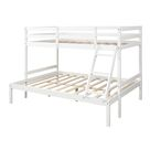 ZNTS Twin over full bunk bed WF193722AAK
