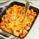 Tortellini ovenschotel met kip   In 20 min. in de oven   Lekker en Simpel