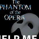 Andrew Lloyd Webber Phantom of the Opera Song Lyrics Art Print All I ask of You Large Music Poster Musical Poster Broadway