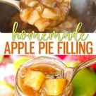 Apple Pie Filling - Cooking With Karli