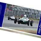 1000 Piece Puzzle. CM9 2679 Marc Valvekens, Aston Martin DBR4