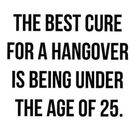 Funny Hangover Quotes