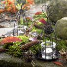 Stimmungsvolle Herbst-Deko: Lichtfänger