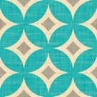 Aqua Fabric