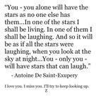 Συγκλονιστικός αποχαιρετισμός με μια φράση από τον Μικρό Πρίγκιπα: Η μοναχοκόρη του Ρόμπιν Γουίλιαμς θα τον ψάχνει στα αστέρια [εικόνα] | ΚΟΣΜΟΣ | iefimerida.gr