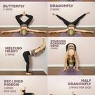 7 Soothing Yin Yoga Wall Poses To Melt Away Anxiety