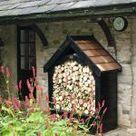 Gothic log stores