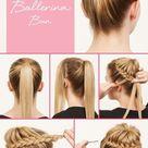 Buns For Long Hair
