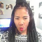 Box braids with Marley Hair