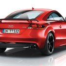 Audi TT Black Edition 2013