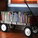Kid Book Storage