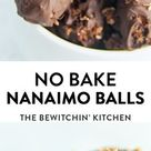 Nanaimo Balls | The Bewitchin' Kitchen