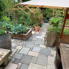 Terrasse pflastern - Native Plants Gartenblog