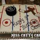 Hockey Cakes