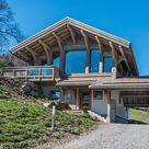 Un chalet bois sur-mesure dans les Vosges signé Décobois !