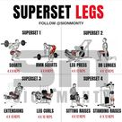 The Six-Week Lower Body Workout For Ultimate Gains And Killer Quad Size - GymGuider.com