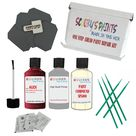 AUDI S8 HIBISCUS RED LZ3L Touch Up Paint Repair Detailing Kit