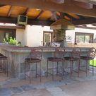 Outdoor Kitchen Bars