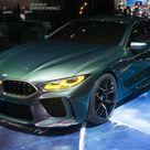 BMW apresenta M8 Concept Gran Coupé. Versão de produção chega em 2019