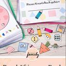 Oster Special DIY Beschäftigungsbuch für Kinder