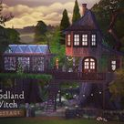The Woodland Witch Cottage: Simblreen Gift 1