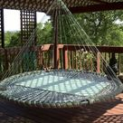 Recycled Trampoline