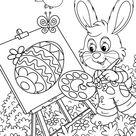 Easter   Free printable coloring pages   Preschool   worksheets   Uskrs   Bojanke za printanje   radni listovi   BonTon TV   Zabavni portal za djecu   Igrice za djecu, pjesme i pjesmice za djecu, priÄ?e i bajke, basne, crtići, bojanke, slikovnice