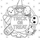 De leukste Halloween kleurplaten, ook voor jonge kinderen - MamaKletst.nl