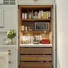 30 Extra Kitchen Storage Ideas to Free Up Space   Hunker