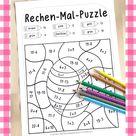 Rechnen & Malen | Puzzle - Addition & Subtraktion ZR 20