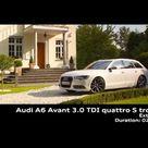 ► 2012 Audi A6 Avant 3.0 TDI quattro S tronic