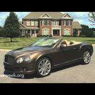 Road Test 2014 Bentley Continental GT Speed Convertible