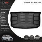 OMAC Premium Cargo Trunk Liner Black Fits Smart Forfour 2015 2018