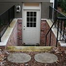 Basement Entrance