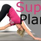 ⛩ in 15 min. Super-Body mit Super-Planks | ohne Geräte |