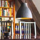 Design Betonlampe ganz einfach selber machen   ohne Staub und Dreck