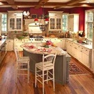 Country Cottage Kitchens