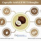 Caprylic Acid (C8 MCT): Powerful Gut Health and Keto Benefits