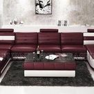 Leather Sofa Sets UK | 3 & 2 Seater