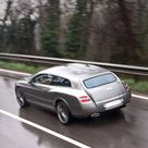 Bentley Continental Flying Star   Carrozzeria Touring Superleggera
