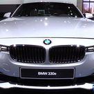 2016 BMW 330e eDrive Plug in Hybrid   Exterior and Interior Walkaround   2016 Detroit Auto Show