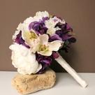 Orchid Bridal Bouquets