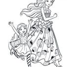 Barbie et Chelsea au Royaume des Bonbons