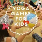 5 Fun Kids Yoga Games To Do With Your Child - Go Go Yoga For Kids