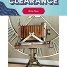 Birch Lane™ Wood Metal Camera, Wood in Brown, Size Large   Over 12